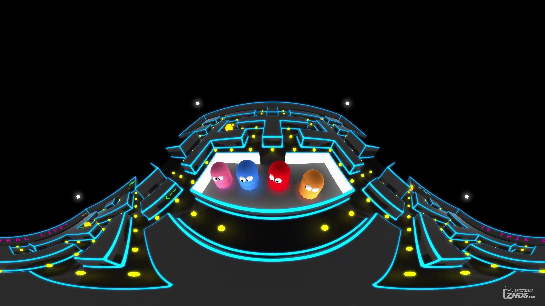 食豆怪vr体验_Pac-Man_逗得不行_儿时情怀_vr食豆你会玩吗?_20161018222031.JPG.jpg