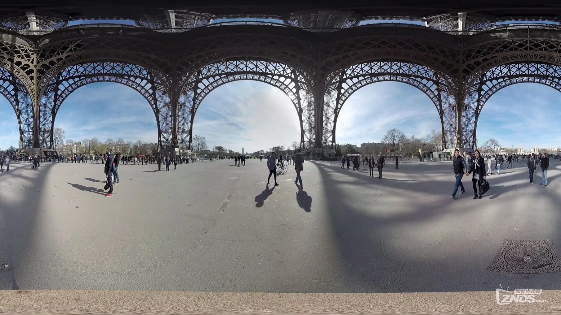 VR游览法国巴黎铁塔、凯旋门、圣母院【VR旅游】【XXII】_20161201125039.JPG.jpg