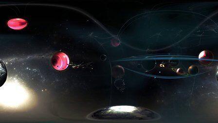 VR全景游戏:X空间猎人游戏