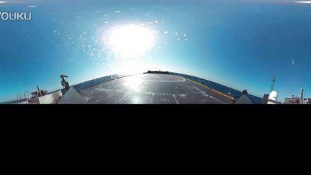 VR全景视频:SpaceX 首次返回式火箭着陆视频