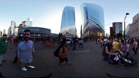 VR全景视频:美国_纽约城2015