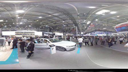 VR全景视频:16年北京国际车展宝马展
