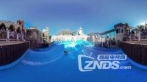 VR-0102迪拜水上乐园冲浪360VR视频