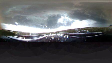 VR全景视频:追击飓风