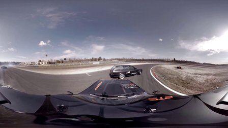 VR全景视频:极速赛道漂移