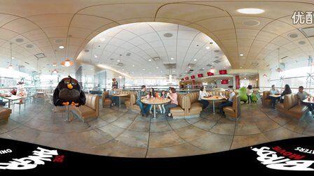 VR全景视频:愤怒的小鸟 麦当劳全景广告