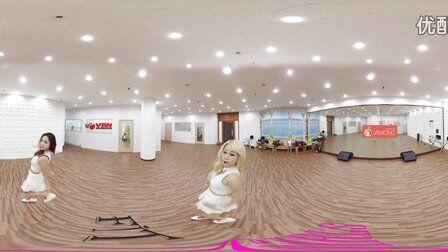VR全景视频:美女共舞