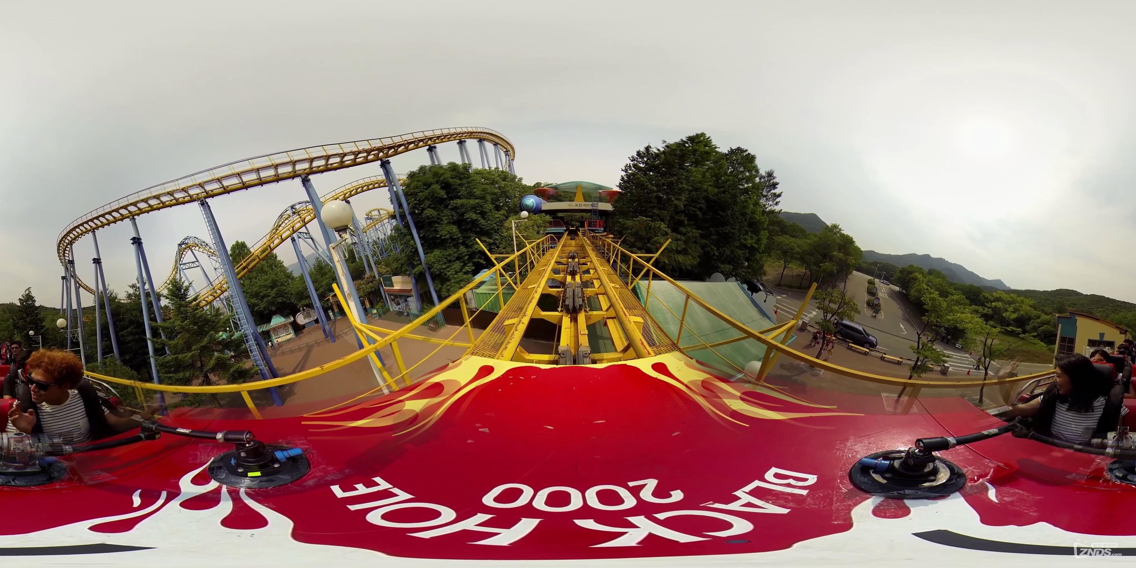 [Extreme] 360° RollerCoaster at Seoul Grand Park__20160716203938.JPG