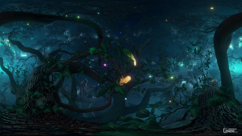 迪士尼_梦幻之树_Disney_s_The_Dream_Tree_vr三维cg_进入魔幻童话世界_20161018224106.jpg