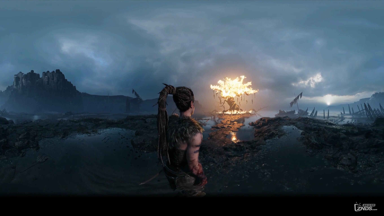 PS4巨作《地狱之刃___Hellblade》VR游戏体验_20170119175444.JPG