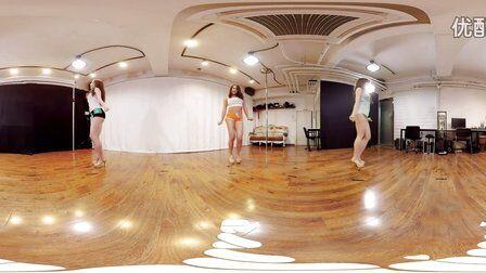 VR全景视频:Bambino李恩率 舞蹈秀
