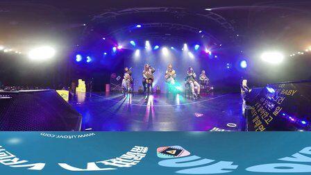 VR全景视频:EXID热舞《Todak Todak》