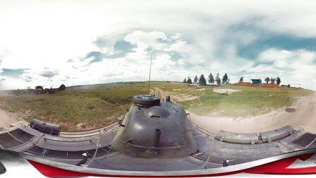 VR全景视频:坦克大战
